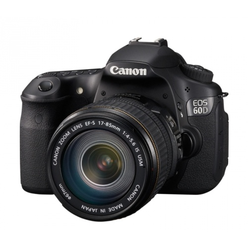 CANON EOS 60D + EF-S 17-85 IS + SDHC 16GB